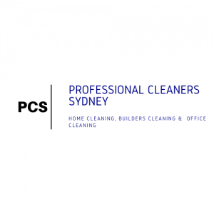 Professional Cleaners Sydney Logo